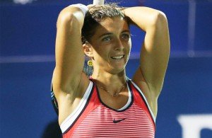 Errani ai quarti a Charleston
