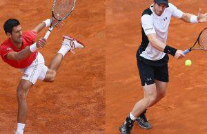Djokovic Murray la finale del Roland Garros