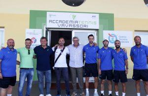 La Vavassori Tennis Academy come eccellenza del Made in Italy