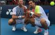Shenzen: Fognini, Lindstedt trionfano in doppio