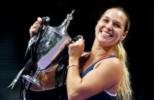 Wta Finals: vince Cibulkova