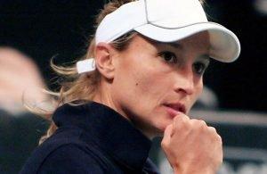 Tathiana Garbin pronta all'esordio in Fed Cup