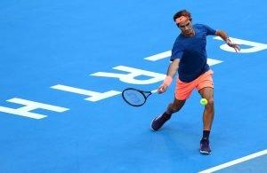 Roger Federer is back