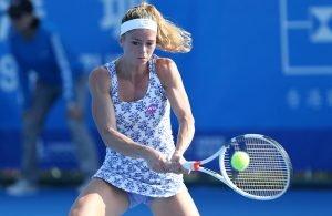Camila Giorgi in semifinale a Shenzhen