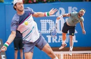 ATP: ko di Seppi, avanti Lorenzi e Gaio