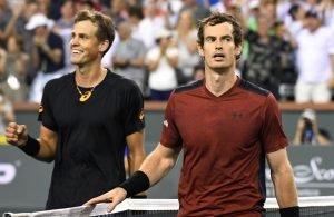 Clamoroso: Murray già fuori a Indian Wells