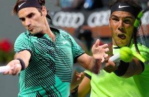 Indian Wells: è ancora Federer su Nadal