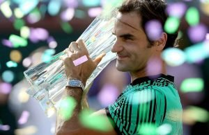 Inossidabile Federer, campione ad Indian Wells