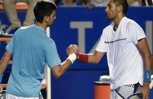 Kyrgios batte Djokovic a suon di aces