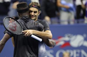 Us Open_Federer_Tiafoe