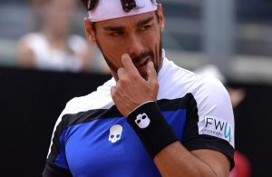 L'ITF multa Fabio Fognini
