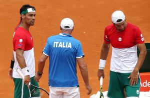 Italia testa di serie in Coppa Davis