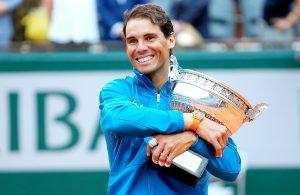 Roland Garros: 11 volte Rafa!