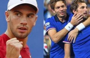 Coppa Davis, la finale sarà Francia - Croazia