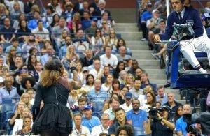 I giudici di sedia potrebbero boicottare Serena Williams