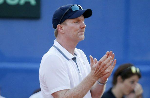 Jim Courier lascia la Coppa Davis