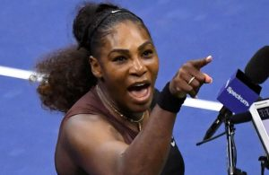 Serena Williams e le accuse di sessismo