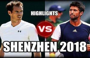 Shenzen: Murray sconfitto da Verdasco