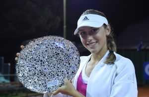 Trofeo CPZ Bagnatica: trionfa Kaja Juvan