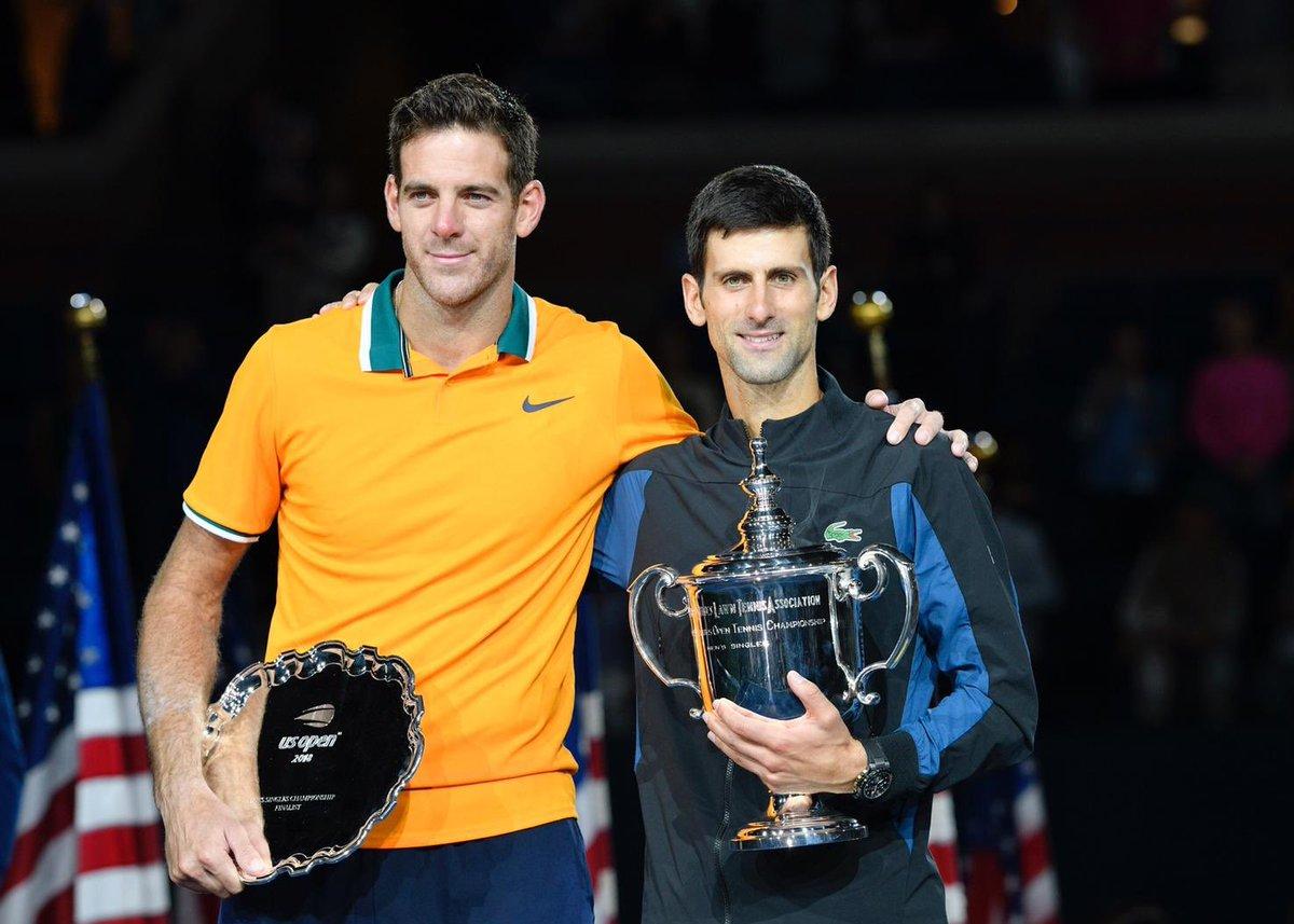 US OPEN- Del Potro ko, il Re è Djokovic