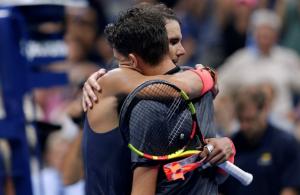 US Open- la maratona Nadal Thiem, va allo spagnolo