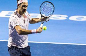 Basilea, Roger Federer semifinale conquistata a fatica