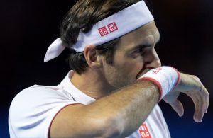 Basilea: Seppi fuori, Federer avanza