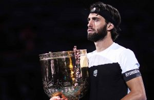 Clamoroso Basilashvili- sua la finale del China Open