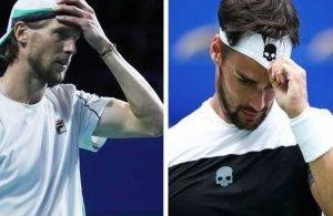 Fognini e Seppi, stop per entrambi in semifinale