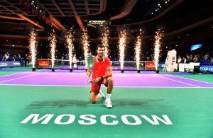 Mosca- Khachanov vince il trofeo di casa