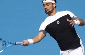 Bercy: Federer, Fognini e Verdasco passano senza giocare
