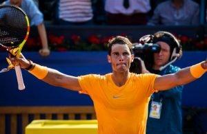 Ranking ATP- è sempre Nadal. Fognini primo fra gli italiani