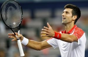 Shaghai: rivincita Djokovic su Cecchinato