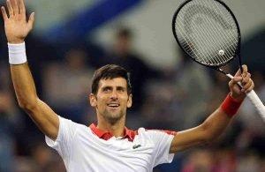 Shanghai- avanti Djokovic, ko Cilic e Thiem