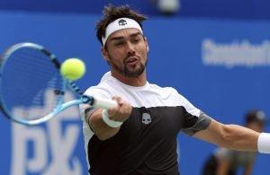 Stoccolma- ritiro Chung, Fognini è in semifinale