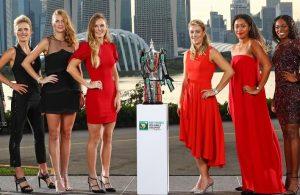 WTA Finals- ecco i sorteggi