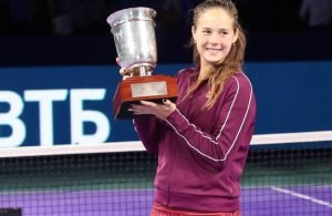 WTA Mosca- titolo alla Kasatkina