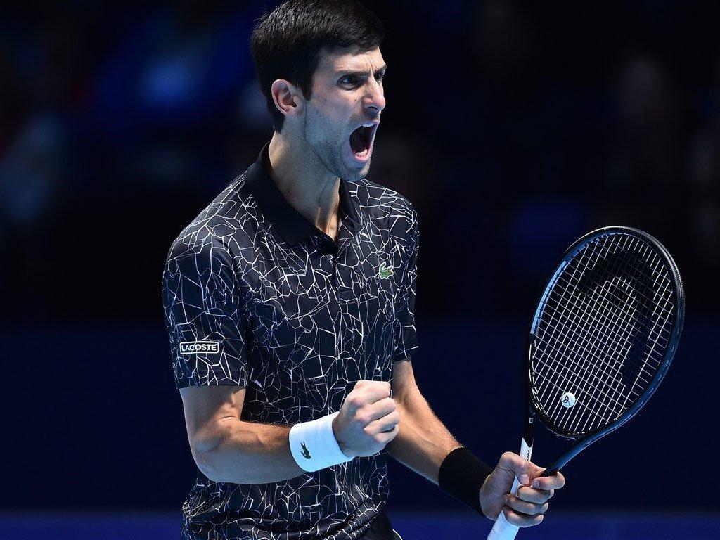 Atp Finals: Djokovic raggiunge Zverev in finale