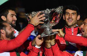 Coppa Davis- l'insalatiera va a alla Croazia
