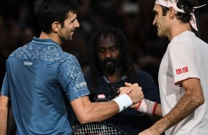 Bercy: semifinale epica Djokovic - Federer