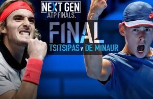 Next Gen: De Minaur - Tsitsipas è la finale