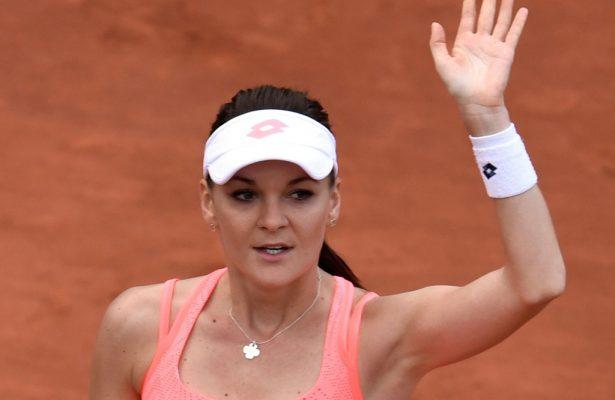 Agnieszka Radwanska dice addio al tennis
