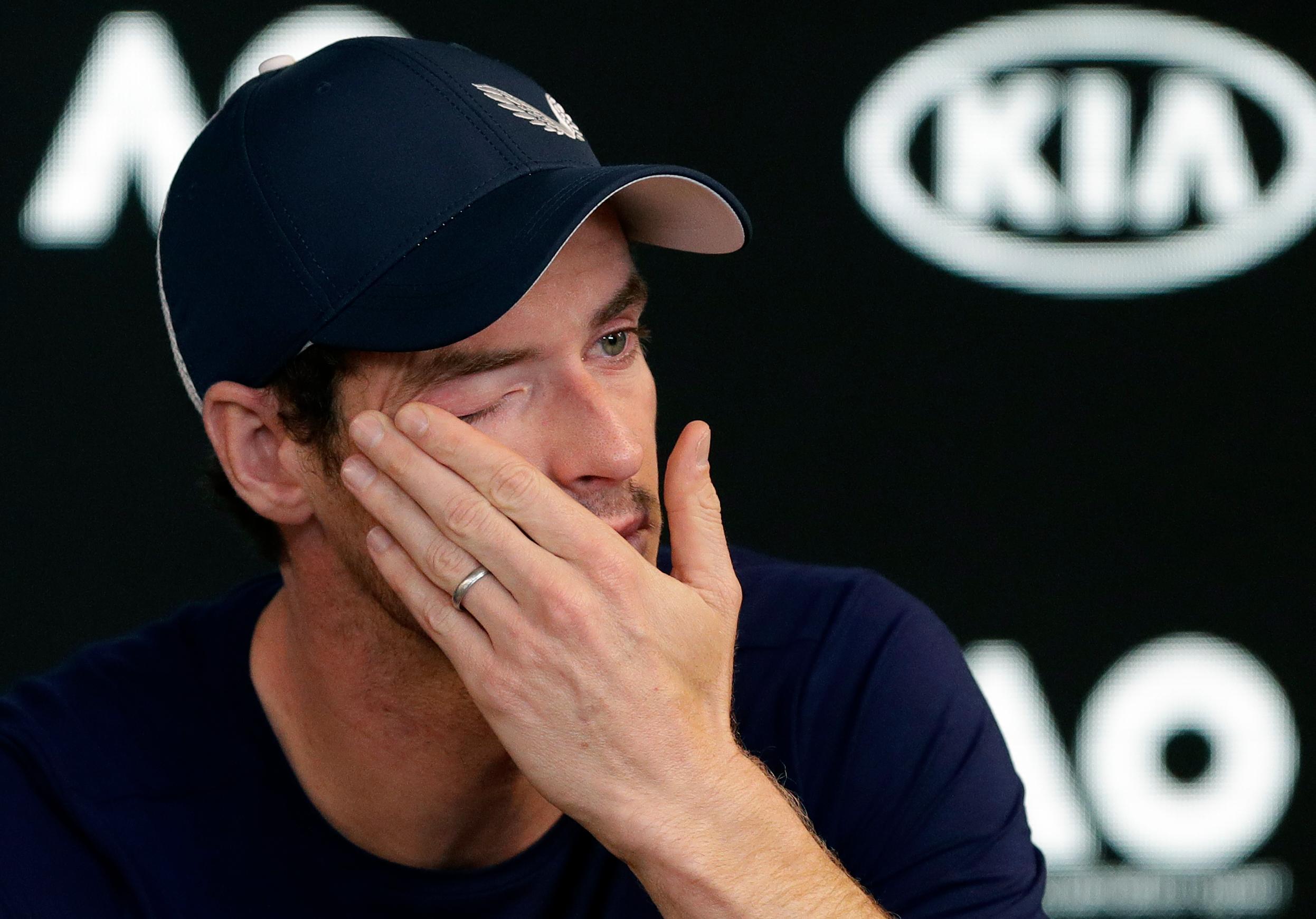 Andy Murray annuncia il suo ritiro