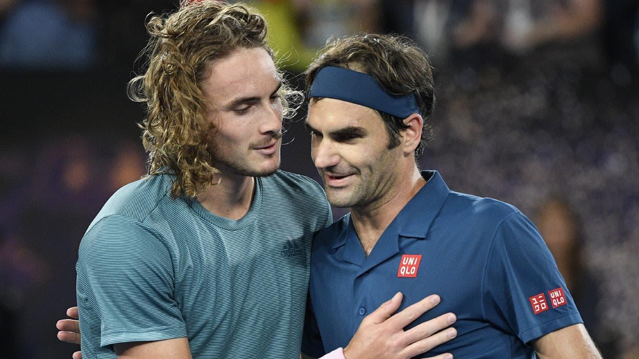 Clamoroso Tsitsipas: elimina Federer dall'AO