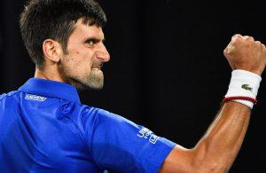 Classifica ATP: Djokovic Re, tonfo Federer