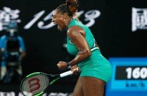 Furia Serena- batte la Halep e vola ai quarti dell'AO