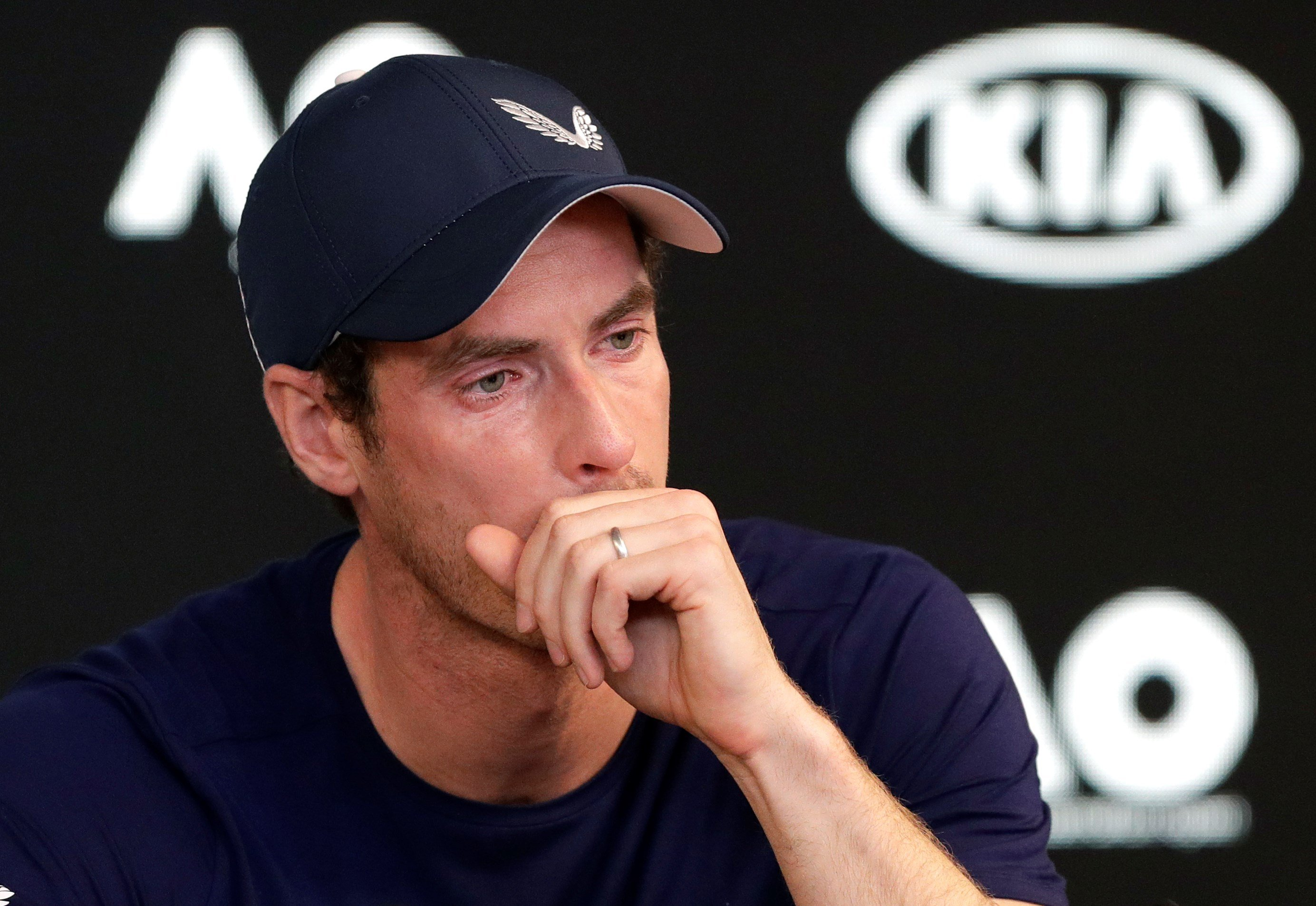 Altro intervento per Andy Murray