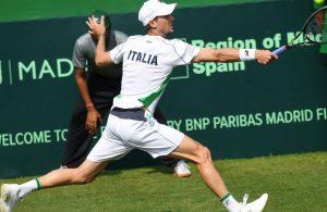Coppa Davis: Italia qualificata, 3-1 sull'India