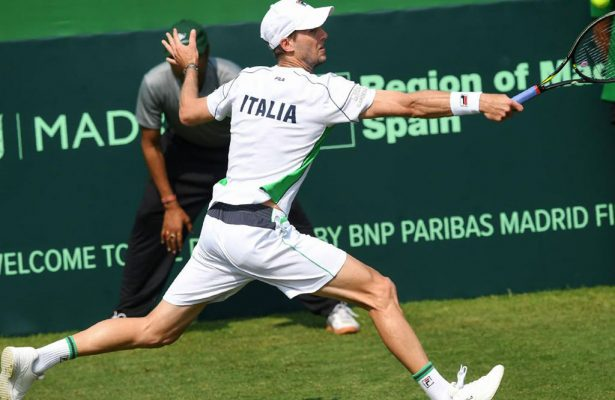 Coppa Davis: Italia qualificata, 3-1 sull'India