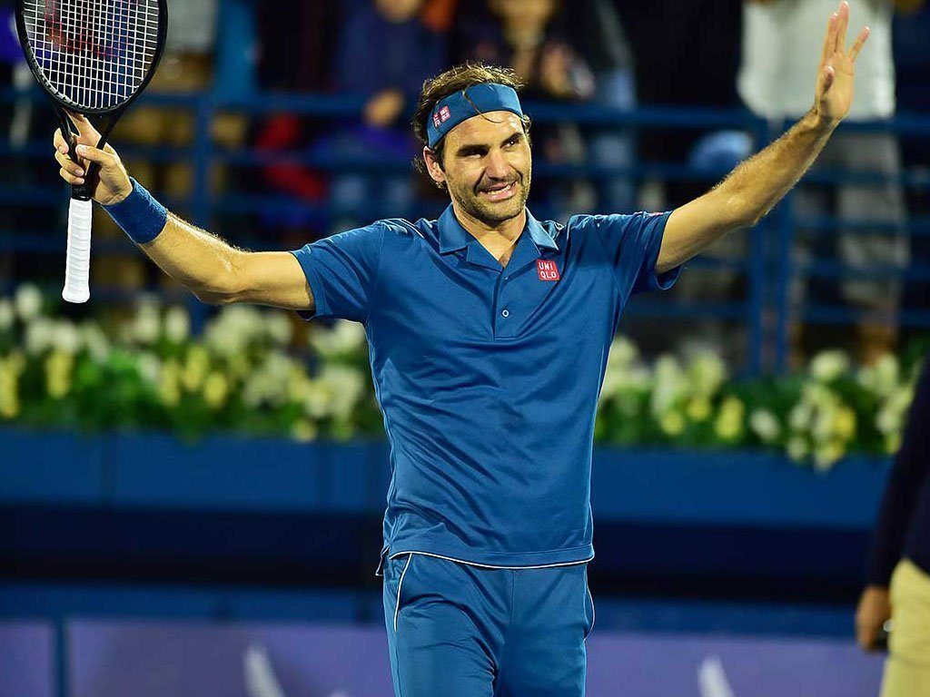 Dubai: Federer è in semifinale e il torneo numero 100 si avvicina